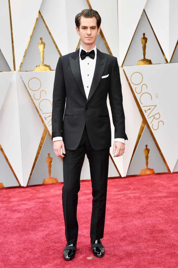 andrew garfield tom ford