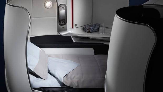 Comment Air France vous gâte dans la nouvelle classe business :