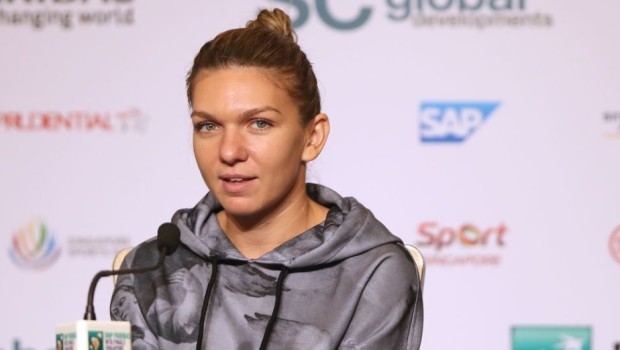 Simona, out de la Singapore. Ce spune la final de sezon: