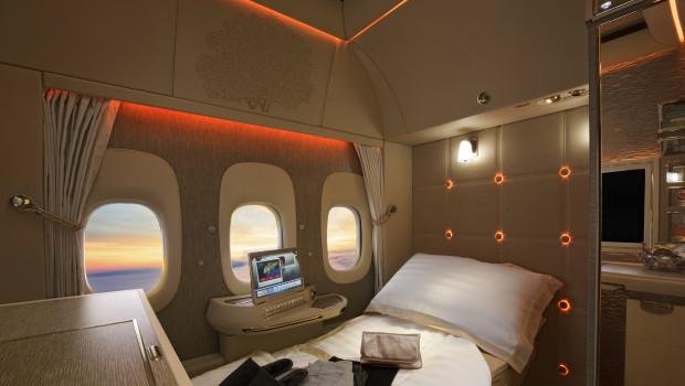 Emirates și-a dezvăluit noua First Class. Arată impresionant. Foto și video aici: